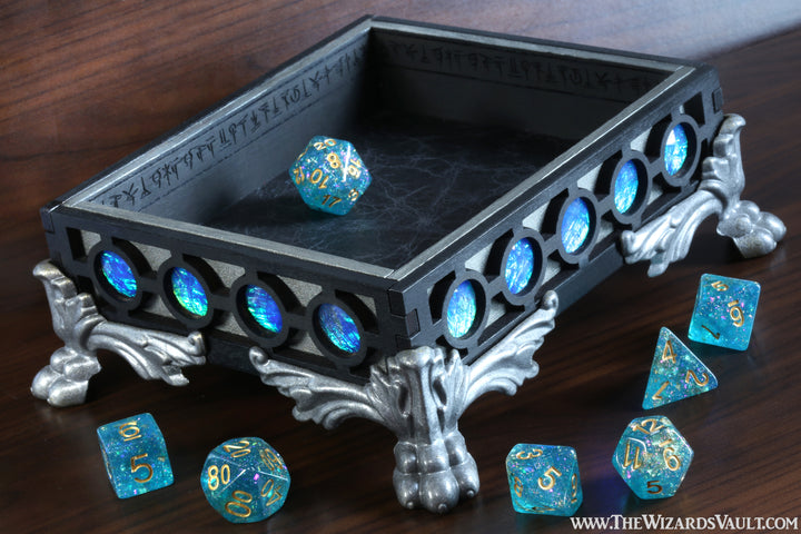 Galactic Ocean dice tray - The Wizard's Vault