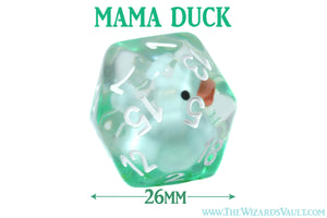 Green Pond Mama Duck - The Wizard's Vault