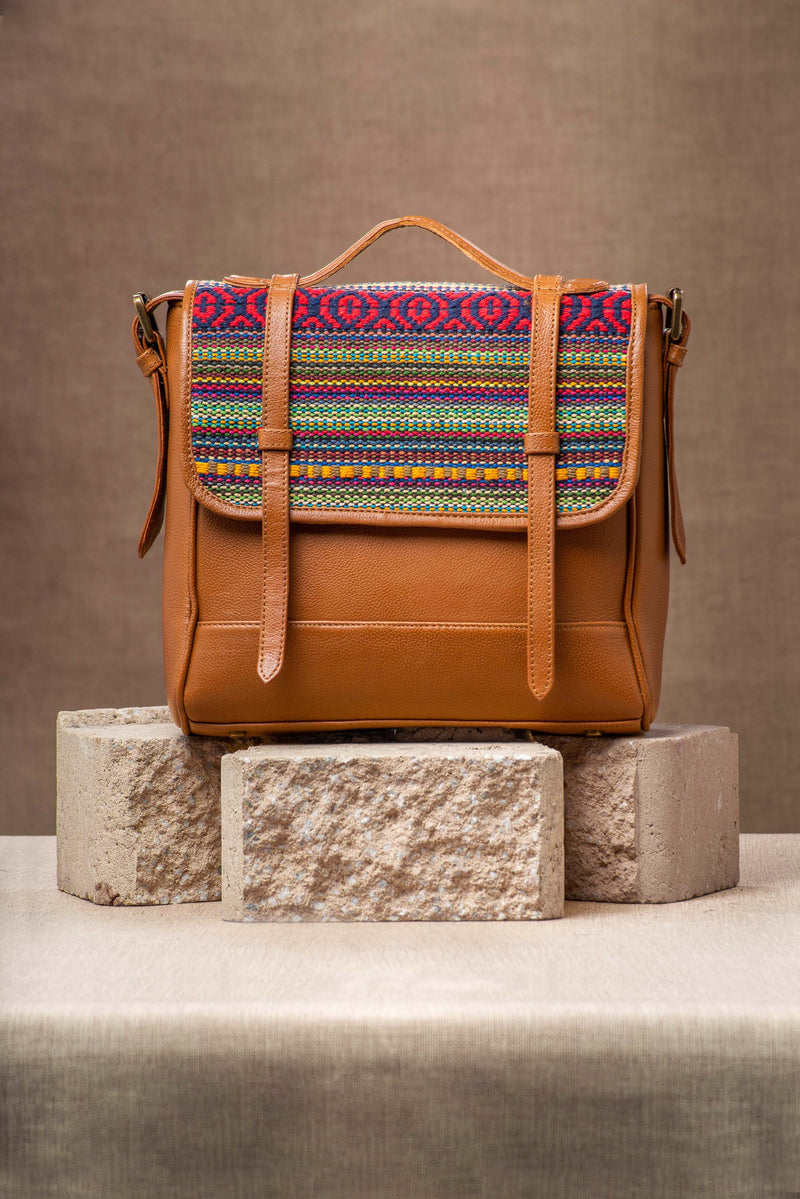 Cosmic Saddle Bag