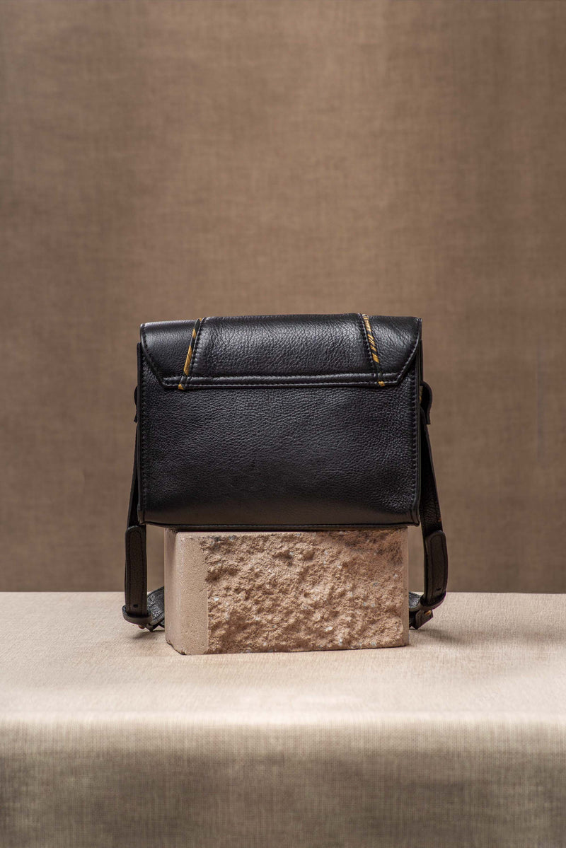 Deity Satchel - Black