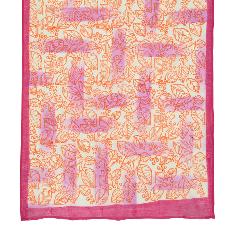 Assorted silk scarves