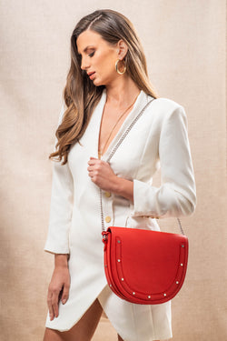 Magic Saddle Bag - Red