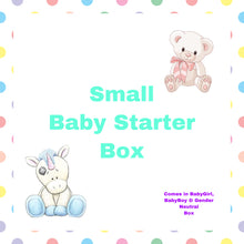 Load image into Gallery viewer, Small Baby Starter Box