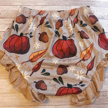 Load image into Gallery viewer, SCB Limited Fall Pumpkin Bloomers