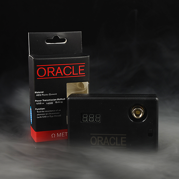 Oracle Ohm Reader