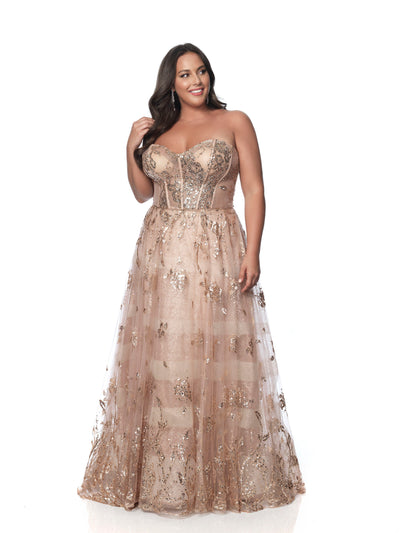 Blush Too Style 11879W