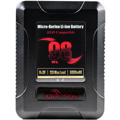 Refurbished Micro-Series V-Mount Li-Ion Battery (98Wh, RED Compatible)
