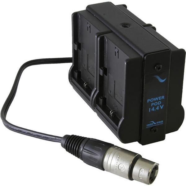 **B-STOCK** Quad LP-E6 Power Pod System with 4-Pin Neutrik XLR Connector