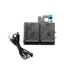 Refurbished Quad Power Grid for Blackmagic Pocket Camera
