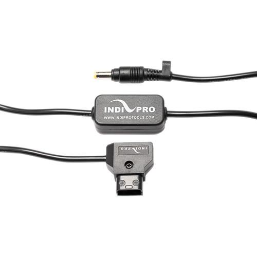 "D-Tap to DC Barrel Power Cable for Canon C100 Cinema Camera (24"", Regulated)"