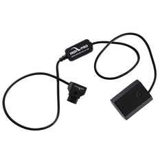D-Tap to Sony NP-FZ100 Type Dummy Battery Cable (30