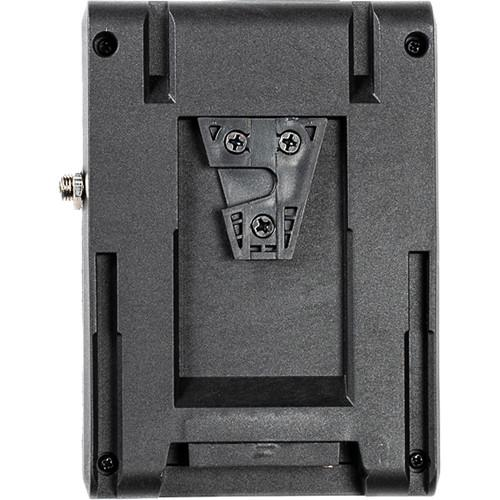 Dual Sony L-Series Battery Plates to V-Mount Adapter Plate