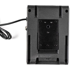 Dual Sony L-Series Power Adapter to Sony NP-FW50 Type Dummy Battery w/ 1/4-20 Insert