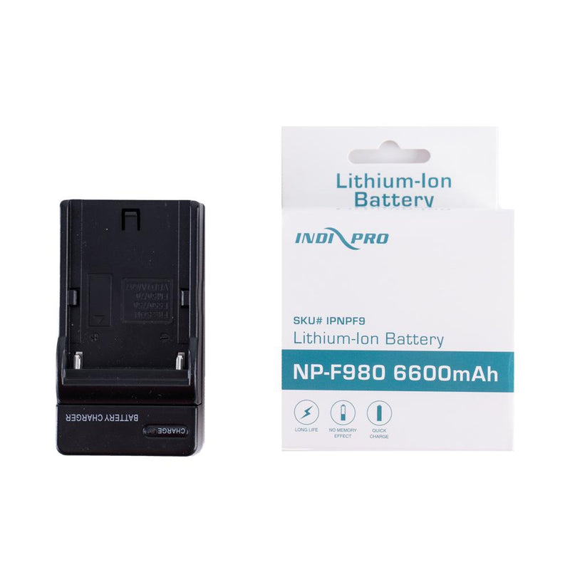 Indipro NP-F Series Single Battery Charger