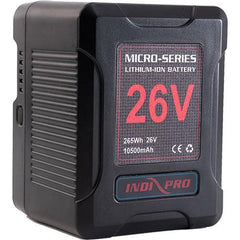 Micro-Series 26V 260Wh Lithium-Ion Battery (V-Mount)
