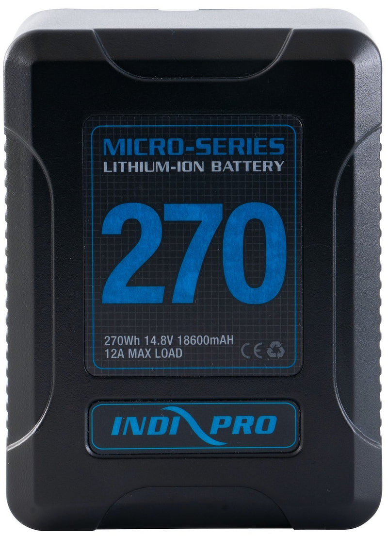 Micro-Series 270Wh V-Mount Li-Ion Battery