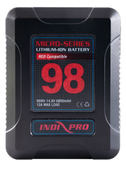 Micro-Series 98Wh V-Mount Li-Ion Battery (RED Compatible)