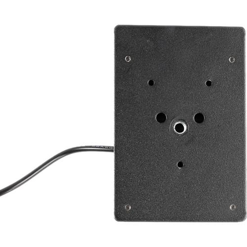 "Sony L-Series Battery Adapter Plate to Canon LP-E6 Type Dummy Battery (24"")"