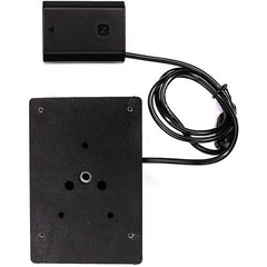 Sony L-Series Battery Adapter Plate to Sony NP-FZ100 Type Dummy Battery (24