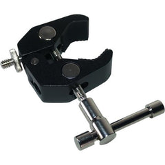 Super Clamp with 1/4 to 1/4 Screw Converter