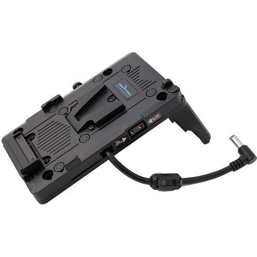 V-Mount Battery Adapter Plate for Sony PXW-FX9 XDCAM 6K Full-Frame Camera