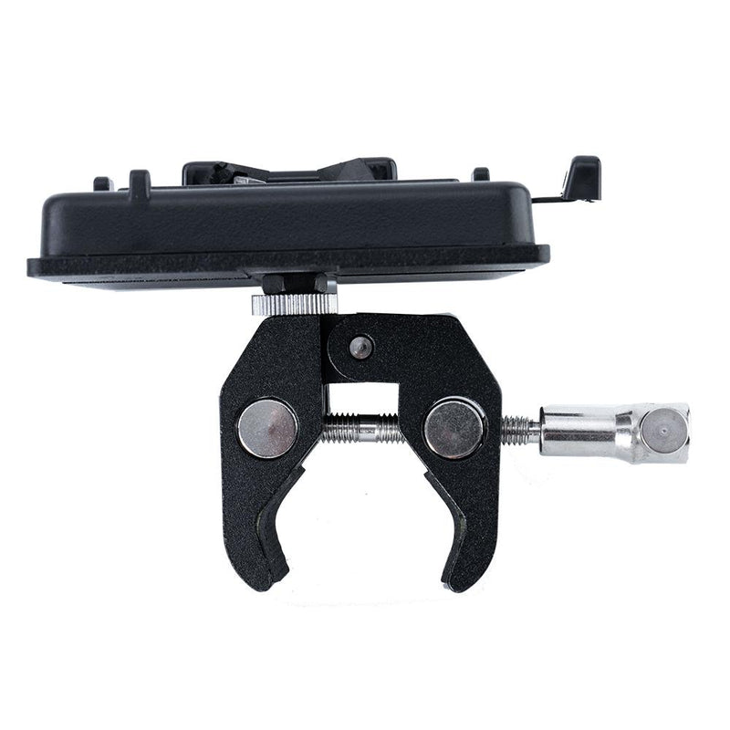 V-Mount Battery Adapter Plate with D-Tap Output and Mounting Clamp