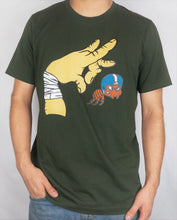 Load image into Gallery viewer, Flea Flicker Football Graphic Tee T Shirt