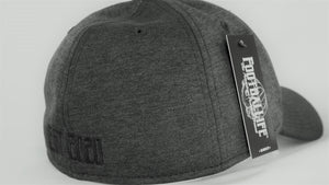 Logo Cap - Grey Stretch