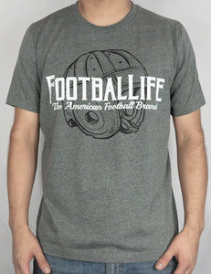 Our Logo Tee - Grey