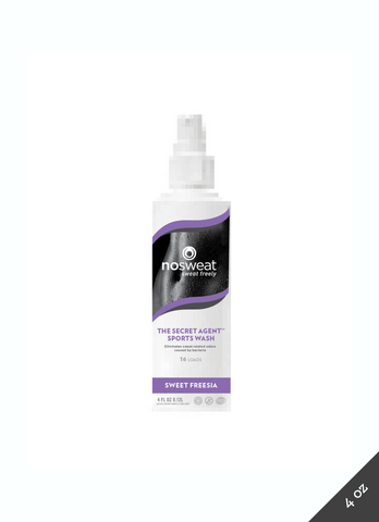 antibacterial sports spray <br> sweet freesia<br>125ml spray