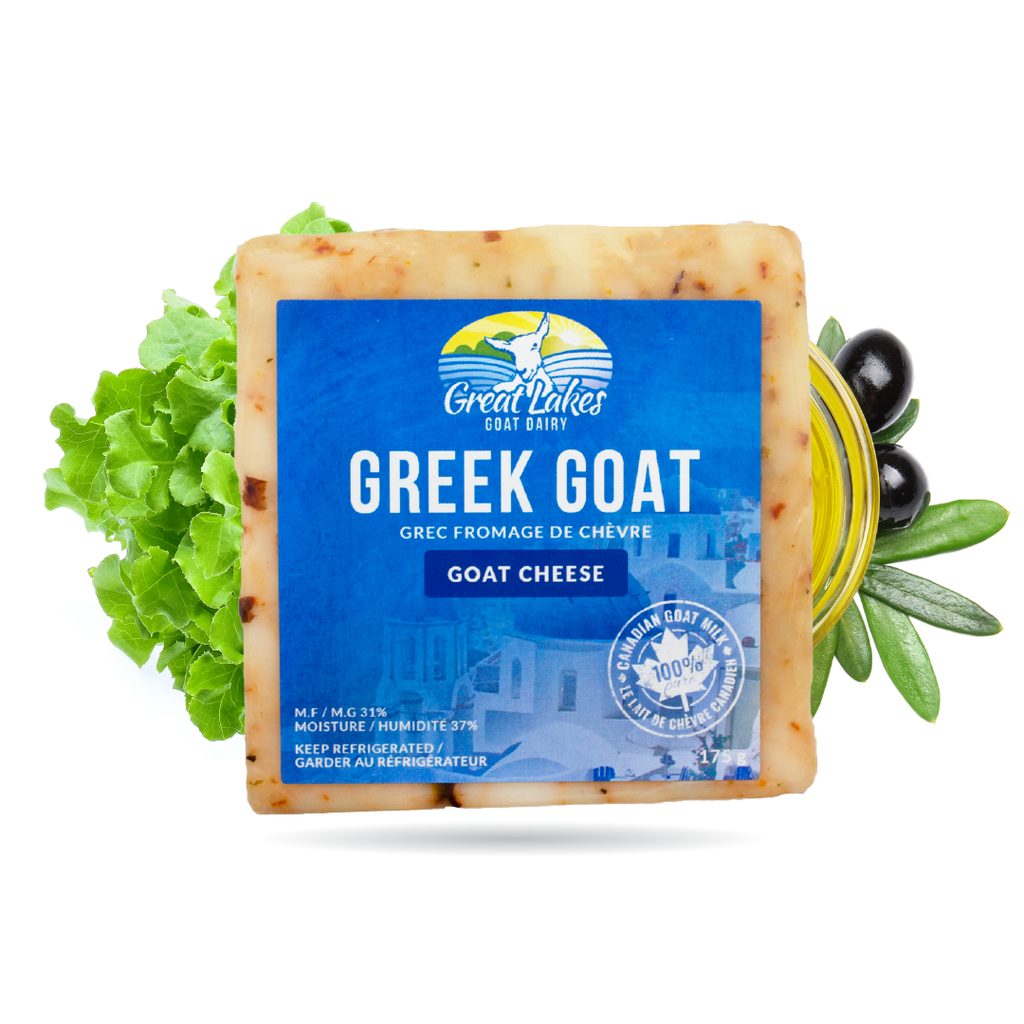 Greek Goat (Great Lakes Goat Dairy)