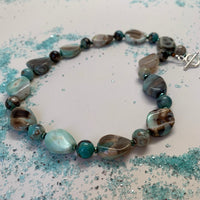TERRA AGATE NECKLACE