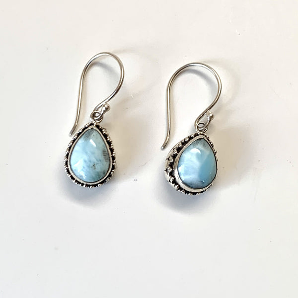 LARIMAR THICK TEARDROP