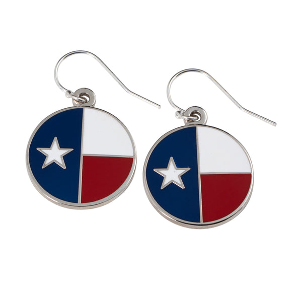 TEXAS PRIDE EARRINGS
