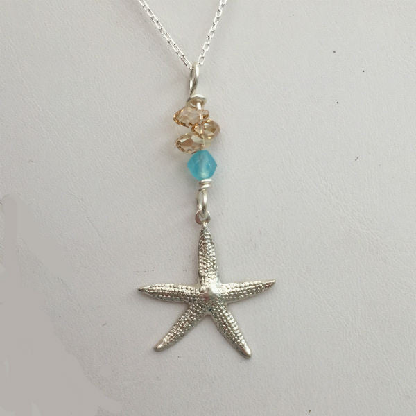 STARFISH WITH SWAROVSKI