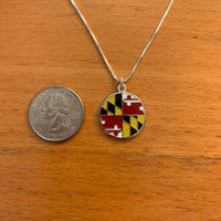 MARYLAND PRIDE NECKLACE