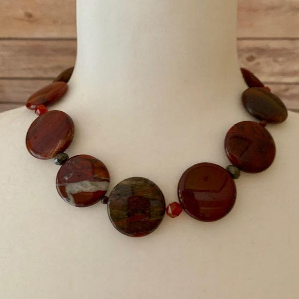 APPLE JASPER COLLAR