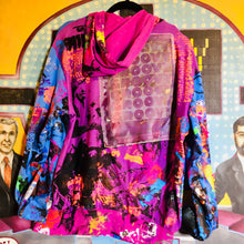 INSANE Rock and POP Print Table Drop Cloth Hoody
