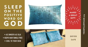 WFW Pillowcases (2 Set) - The Word for Winners