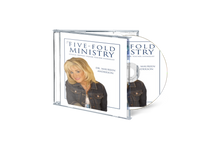 Load image into Gallery viewer, Five-Fold Ministry – 2 CD SET - The Word for Winners