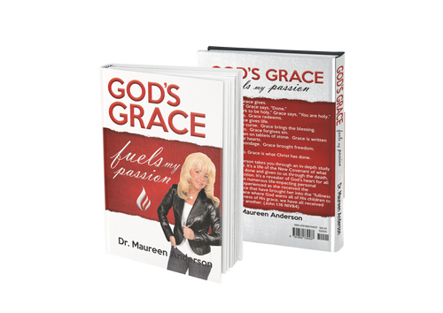 God's Grace Fuels My Passion - The Word for Winners