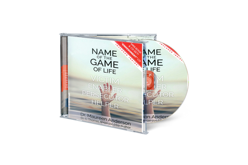 Enmeshment and Name of the Game Mini Book  1 CD & Mini Paperback Book - The Word for Winners