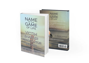 Enmeshment and Name of the Game Mini Book  1 CD & Mini Paperback Book - Maureenanderson