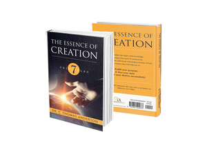 The Essence of Creation: 7 Principles (Mini Paperback Book) - The Word for Winners