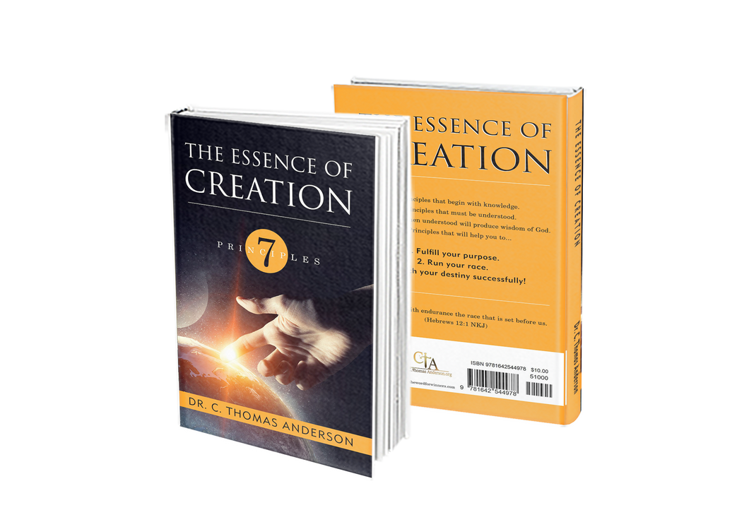 The Essence of Creation: 7 Principles (Mini Paperback Book) - Maureenanderson