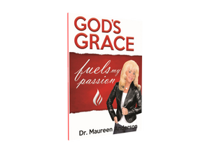 God's Grace Fuels My Passion Workbook - Maureenanderson