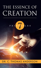 Load image into Gallery viewer, The Essence of Creation: 7 Principles (Mini Paperback Book) - The Word for Winners