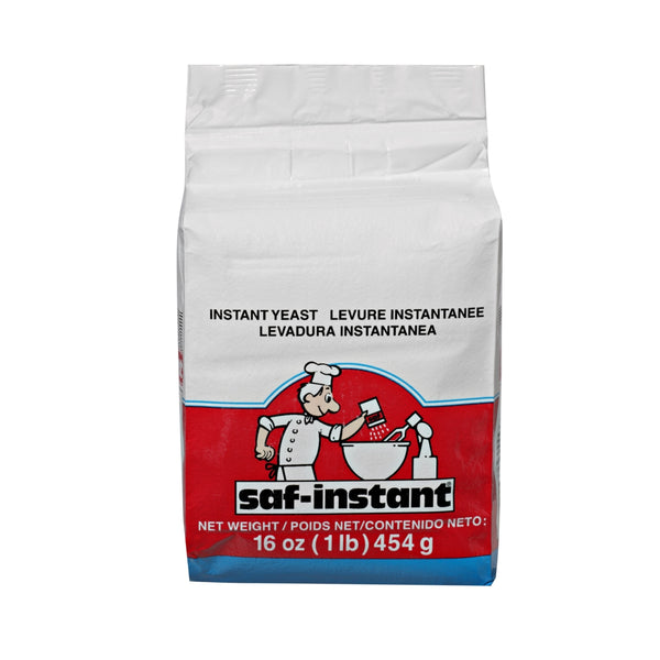 Free Saf-Instant Instant Yeast, 1 Lb Package - Limited 1 Per Customer