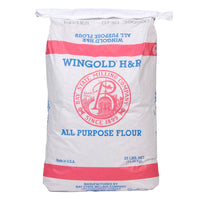 All-Purpose Flour, Wingold, 25 Lb Bag, 1/Bag