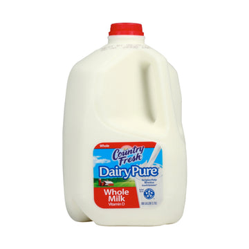 FREE Whole White Milk, Refrigerated, 1 Gal